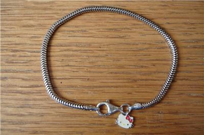 d370e4322 KAY JEWELERS CHARMED MEMORIES HELLO KITTY STERLING SILVER 8