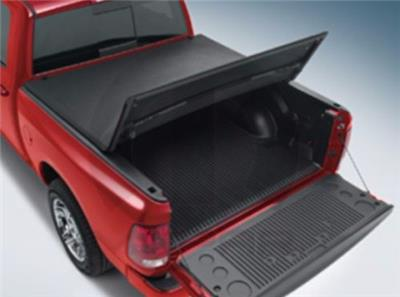 Worksport SC3 Tonneau Fits 19 Without RAMBOX Dodge Ram 1500 57 Tri-Fold Soft Cover
