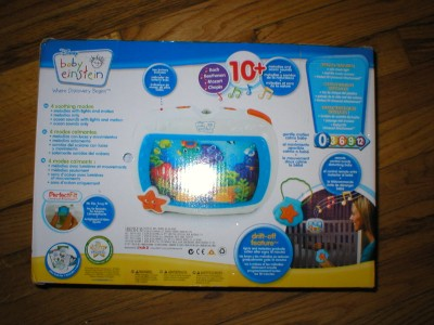 Crib Soother With Remote Amazon Com Baby Einstein
