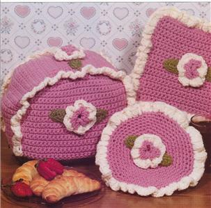 Crochet Patterns Toaster Crochet Patterns Only