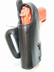 Police Duty Gun Holster RUGER P85 P89 P93 P94 P944 on PopScreen