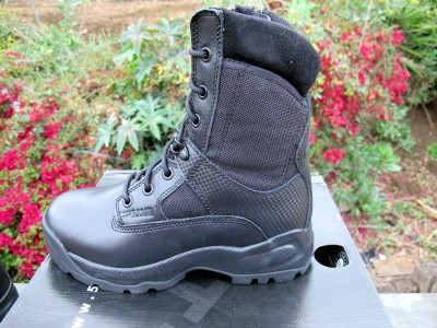 5.11 ATAC 8 Side Zip Police Style Duty Boots Lightweight ... - photo #23