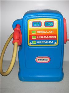 Little Tikes Gas Pump Australia