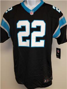 New Christian McCaffrey  22 Carolina Panthers YOUTH S-M-L-XL Nike Jersey  75 a17270e1a