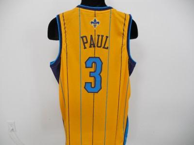 NEW Orleans Chris PAUL NOLA HORNETS XLarge XL SWINGMAN Adidas REV30 ... a27b10d2c