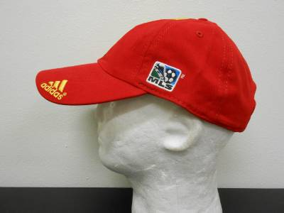 c302109f997 NEW Real Salt Lake Adult One Size Fits All (OSFA) Adidas Adjustable Hat  20