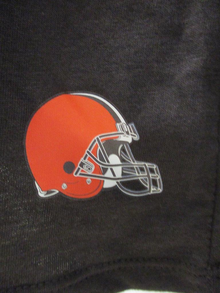 c1220240a92 New Cleveland Browns Womens Sizes S/M Brown Nike Long Sleeve Shirt ...