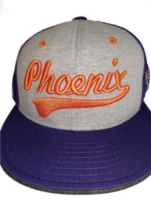 thumbnail 15 - New Phoenix Suns Mens Adidas Flatbrim Snapback Throwback Cap Hat