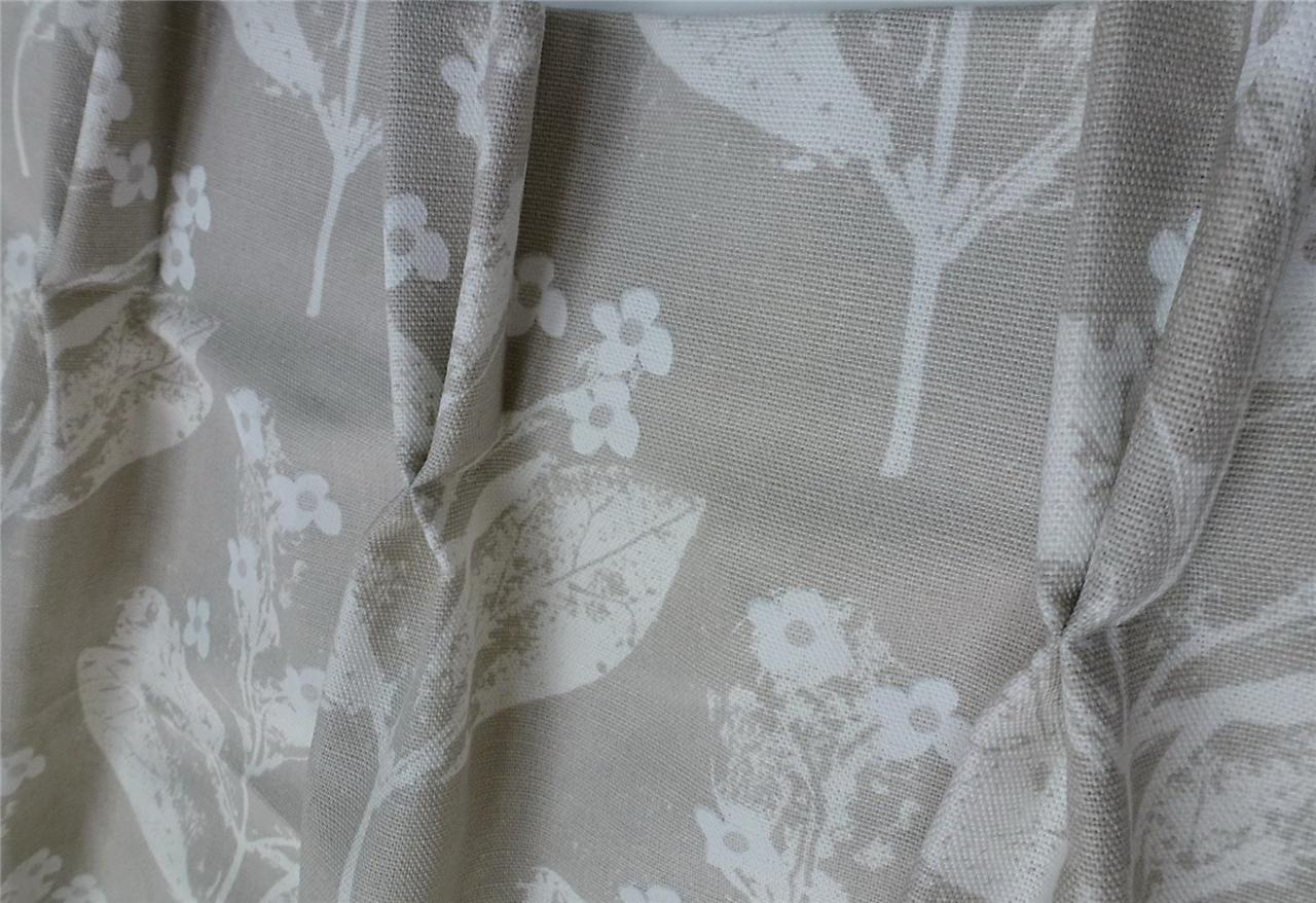 Laura Ashley Chiltern Fabric Roman Blinds And Curtains