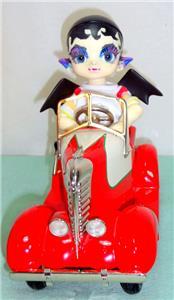 Dollzone Vampiro Leo Resina 6 3 Bjd Pedal Coche Lincoln Zephyr