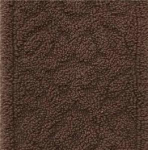 Non Slip 100 Cotton Washable Scroll 26x72 Runner Area Rug