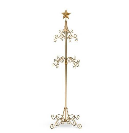 Christmas Stocking Holder Tree Stand: SALE Christmas Tree Stocking Holder Stand Indoor Holiday