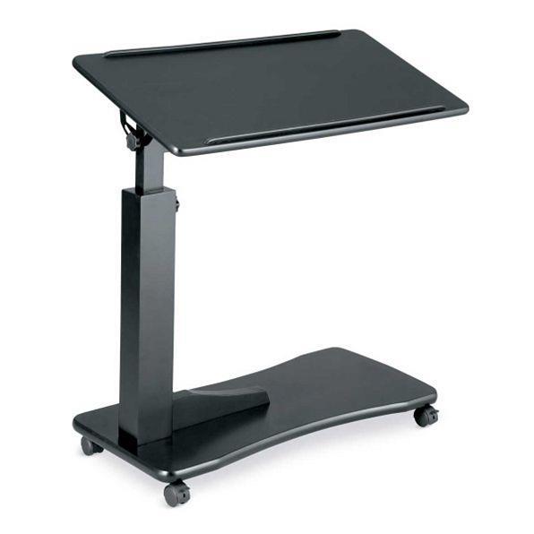 Adjustable Side Table For Recliner: Bedroom Living Room ROLLING ADJUSTABLE READING BEDSIDE