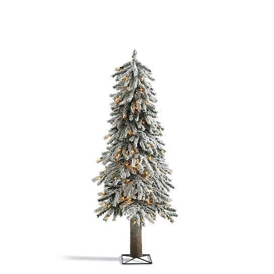 Natural Alpine Christmas Tree