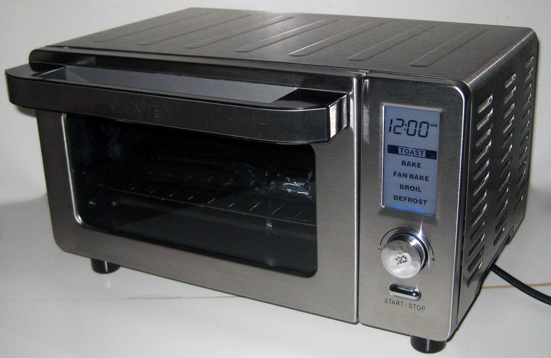 Oven Toaster Viante True Blue Convection Toaster Oven