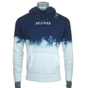 Détails sur Neuf Homme Hollister Sweat Shirt Doublure Polaire M L XL Brodé Ombre
