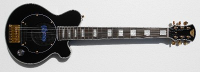 pignose travel pg 200 deluxe guitar with built in mini amp gibson strap ebay. Black Bedroom Furniture Sets. Home Design Ideas