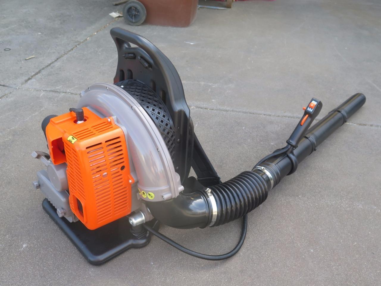 Commercial 65cc 2 Stroke Lightweight Backpack Leaf Garden