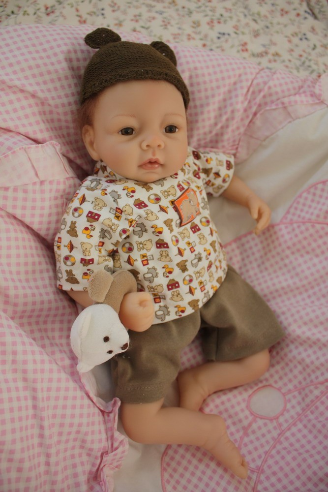 BREATHING ♡ Gorgeous Premature Lifelike Reborn Baby Doll ...