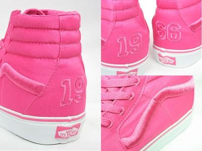 Vans Shoes on New Vans Shoes Division 1 Hot Pink 9 M 10 5 W Sk8 e22776529