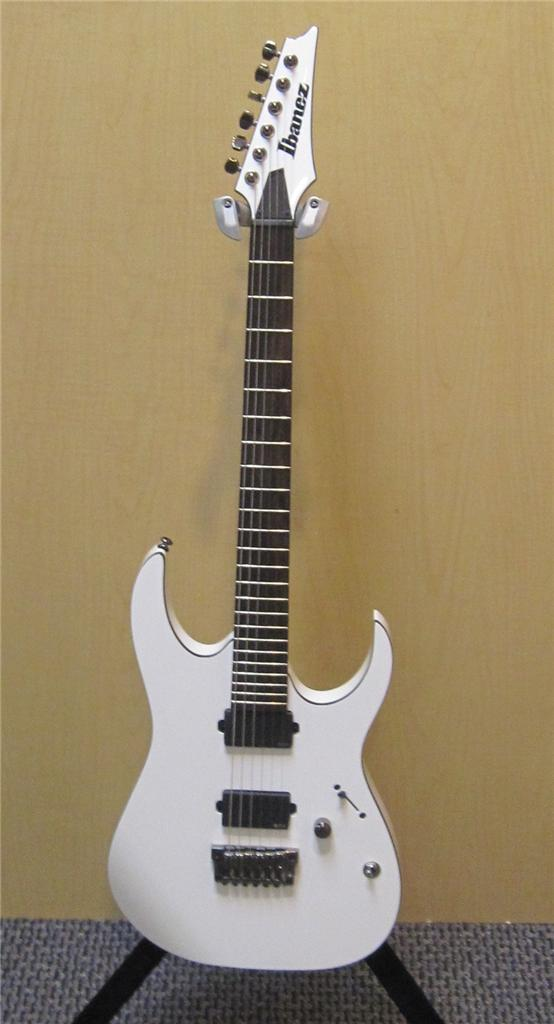 ibanez iron label rgir20fe electric guitar with emg pickups factory second ebay. Black Bedroom Furniture Sets. Home Design Ideas