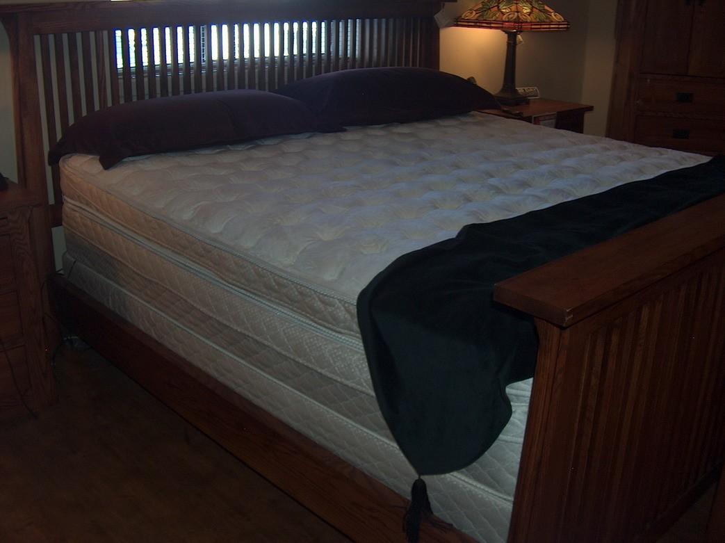 Select Luxury10 Medallion Air Bed Mattress Sleep Digital