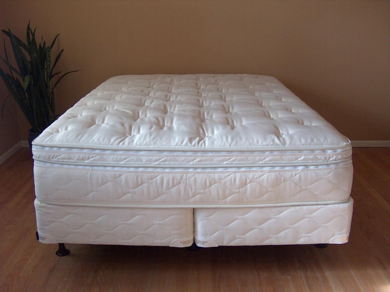 Comfort 10 Adjustable Air Bed Sleep Comfort Mattress
