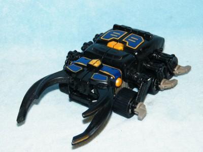 POWER RANGERS NINJA STORM DX THUNDER POWER MEGAZORD | eBay