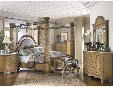 7 pc ashley north shore or southshore bedroom colection ebay - Ashley furniture north shore bedroom ...