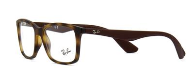 030e21fde3 Ray Ban RB 7047 5473 Havana   Brown Brille Frames Glasses Eyeglasses Size 54