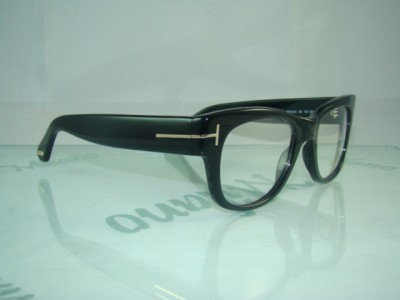 b416d356498 TOMFORD TOM FORD TF 5040 B5 BLACK with CASE Spectacle Frames Eyeglasses  SIZE 52