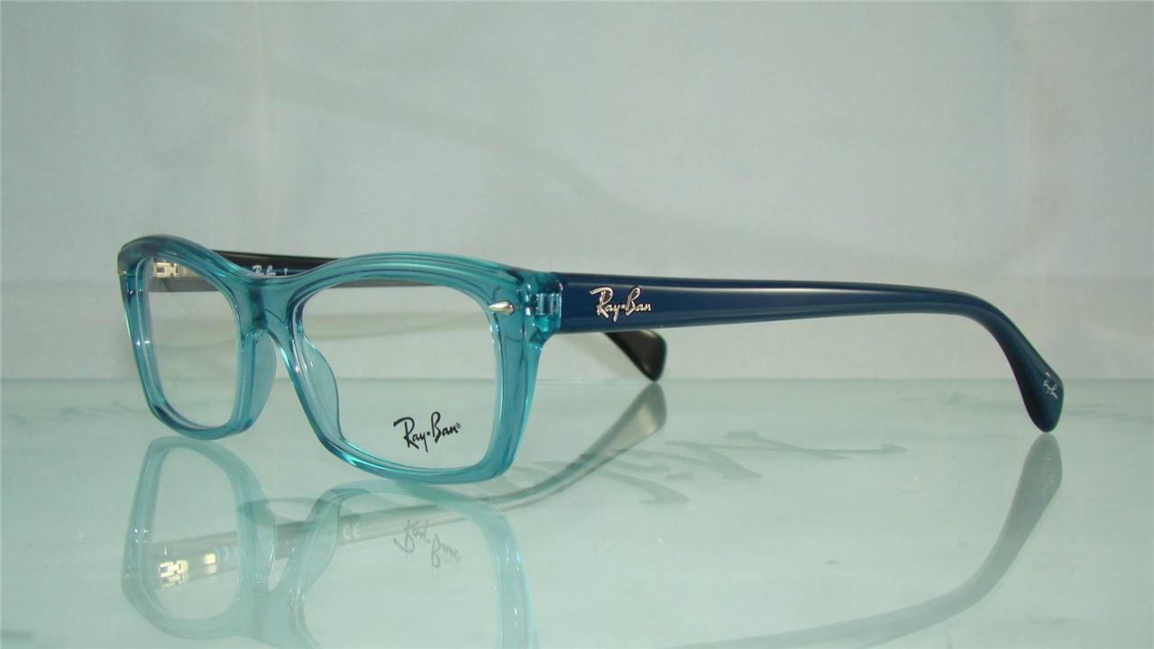 68156b945e RAYBAN Ray Ban RB 5255 5235 CRYSTAL BLUE Glasses Eyeglasses Frames ...