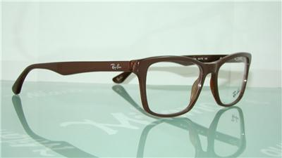 c7d7423d6e54 RAYBAN Ray Ban RB 5279 5226 BROWN Glasses Eyeglasses Frames Size 55