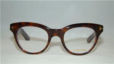 2404b9cf15b Tom Ford TF 5378 052 Dark Havana Unisex Brille Glasses Frames ...