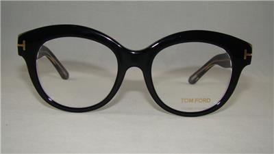 e5ff65db794 Tom Ford TF 5377 005 Black Unisex Brille Glasses Frames Eyeglasses ...