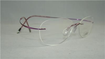 0d27ca266b7 Silhouette Rimless Tma Must 7799 Chassis Eyeglasses