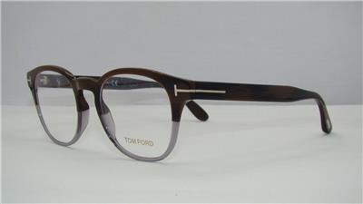 039599a8bb TOM FORD TF 5400 065 Brown   Grey +Orig Case Glasses Frames Eyeglasses Size  48