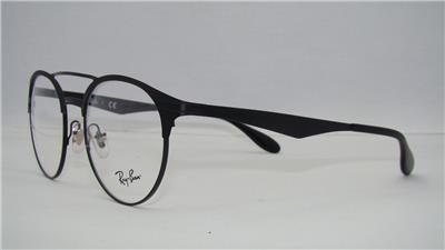1e5dc90954 Ray Ban RB 3545 2904 DOUBLE BRIDGE Matte Black Glasses Eyeglasses ...