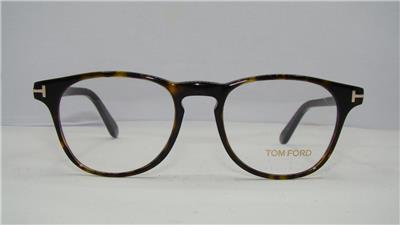 8864043d13e Tom Ford TF 5410 052 Dark Havana Unisex Brille Glasses Frames ...