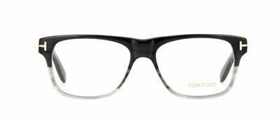 e61abf5b3d8 Tom Ford TF 5312 005 Black   Grey Unisex Glasses Frames Eyeglasses ...