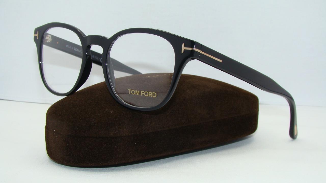 e7646e0b217e Eyeglasses Tom Ford Ft5400 001 Frames Black Eyeglasses for sale ...