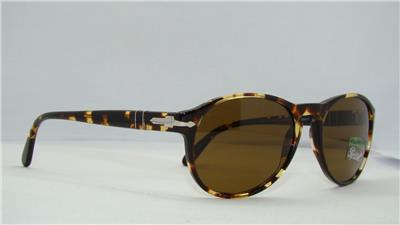 3dce70bc55 Persol 2931 985/57 Tobacco Virginia Brown Polarized Sunglasses Sonnenbrille  53mm