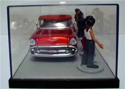 Homie Rollerz Jada Diecast 1957 Chevy Bel Air 1 24 G Scale G See Listing