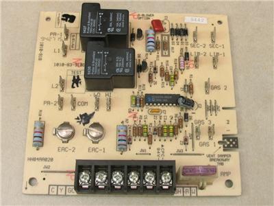 carrier bryant hh84aa020 hvac furnace circuit control board ebay. Black Bedroom Furniture Sets. Home Design Ideas