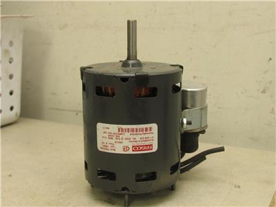 Fasco 5036p refrigeration fan motor 71900284 1550rpm 208 for Fasco evaporator fan motor