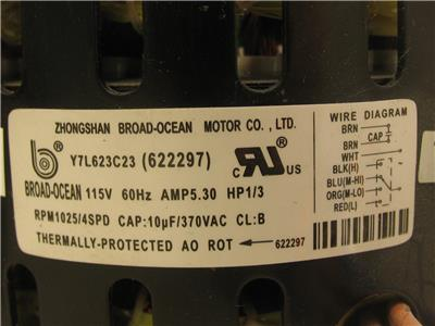 Motor Hvac Sale Online. Click S To Enlarge. Wiring. 5kcp39gg Capacitors Wire Diagram At Scoala.co
