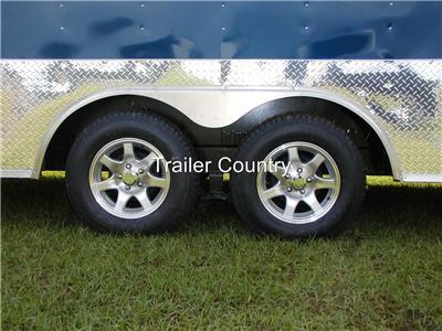 NEW 2012 Elite Series 8.5 x 24 Enclosed Cargo Carhauler Trailer