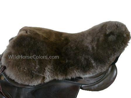 ENGLISH ENGLISH ENGLISH Saddle Cushion Merino Sheepskin TAN braun ROT HUNTER NAVY BURGUNDY fcc447