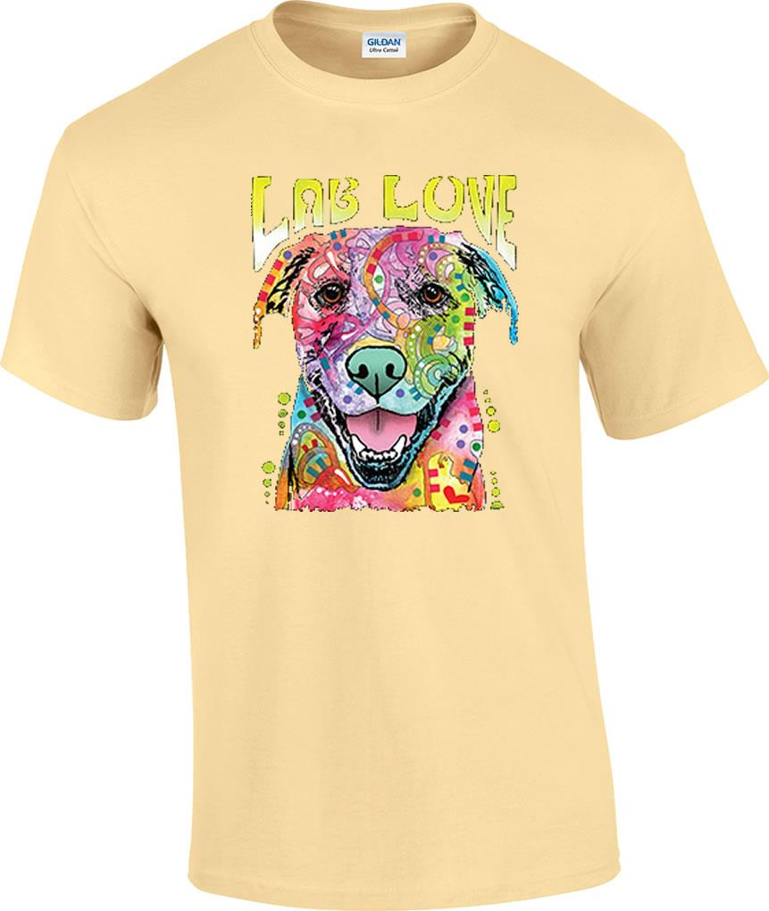 Dean Russo Lab Love Chocolate Yellow Black Lab Patchwork ...