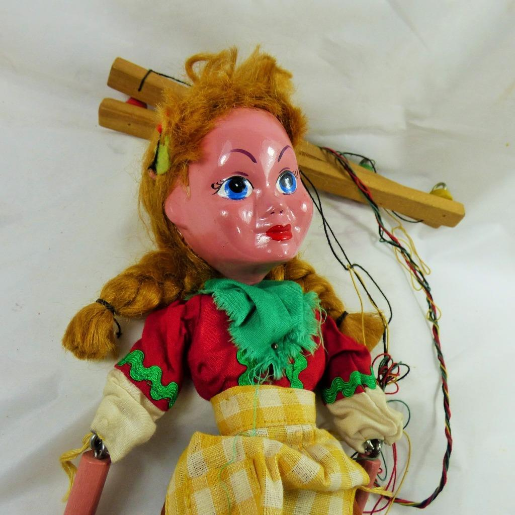VINTAGE  'GRETEL'  PELHAM PUPPET early item